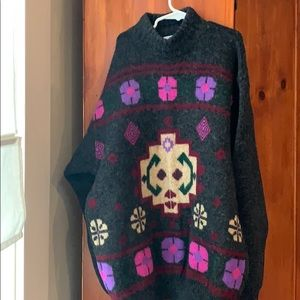 Vintage united Colors of Benetton wool sweater!